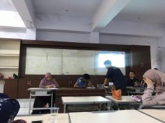 rapat business plan competition Himanis FIS UNM - Foto.Ist