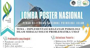 Poster lomba PIN FPsi UNM - Foto.Ist