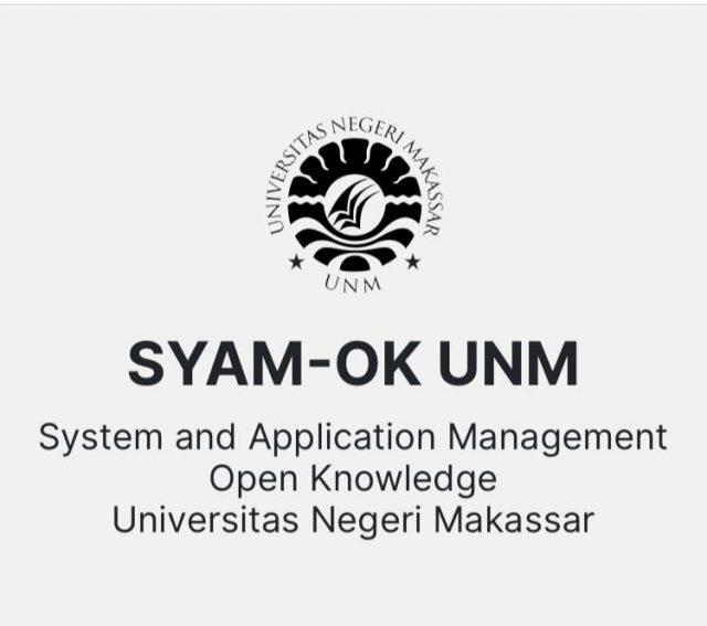 Ilustrasi Syam-OK UNM. (Foto: Int).