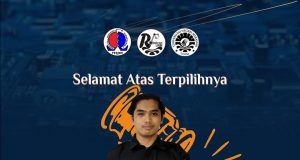 Awaluddin Asdar, Formatur Robotron Ketua Tim UNM Periode 2021-2022. (Foto: Ist).