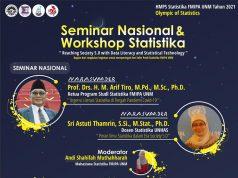 Pamflet Seminar Nasional. (Foto: Ist).