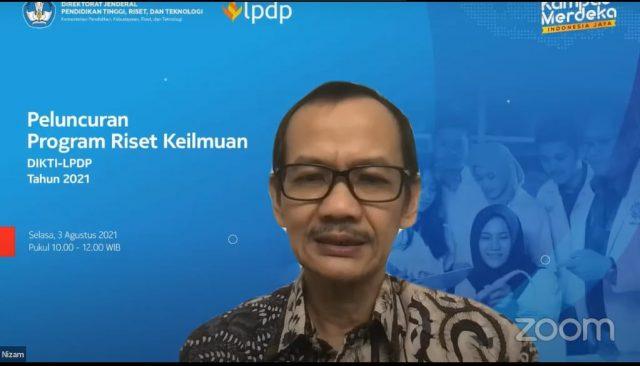 Diktiristek-LPDP Program Riset Keilmuan sebagai Program Baru MBKMDiktiristek-LPDP Resmi Luncurkan Program Riset Keilmuan sebagai Program Baru MBKM. (Foto: Int).
