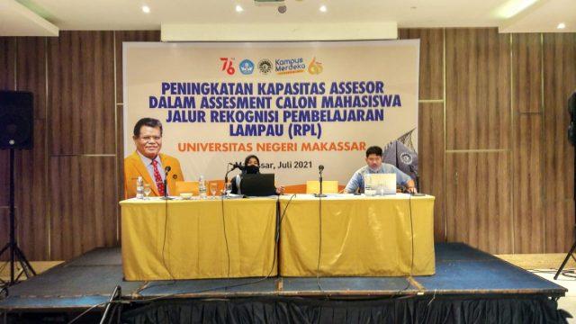 rogram Studi PTIK FT UNM Buka Jalur Rekognisi Pembelajaran Lampau, (Foto: Ist).