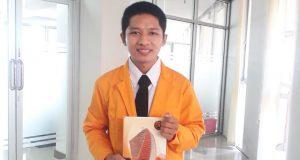 Muhammad Adam, Mahasiswa Baru Berprestasi 2021. (Foto: Ist)