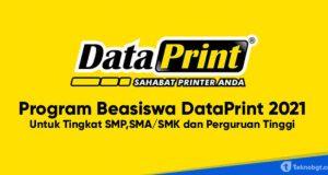 Beasiswa Data Print 2021, Foto-Int.
