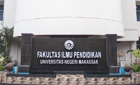 Faculty of Education (Photo: Resky Nurhalizah)