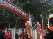 LK FBS UNM Upacara Kemerdekaan ke-76 Tahun - (Foto-Elfira)