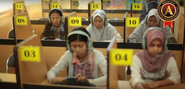 Sedang berlangsung pembelajaran jurusan PPB FIP-UNM (Foto: Ist)