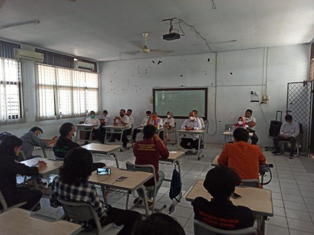 Ketua BEM FEB UNM Harap Pimpinan Kampus Tetap Konsisten. (Foto: Dewan))