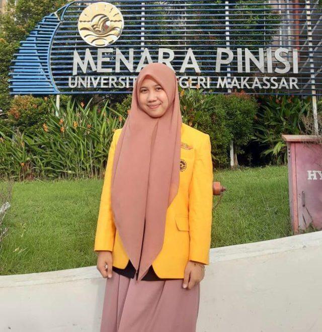 Ketua Tim PKM-RSH Ainun Mutmainnah - (foto-ist)