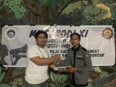 Indra Lesmana Terpilih sebagai Ketua Umum HIMPOSEP FE UNM. (Foto: Ist).